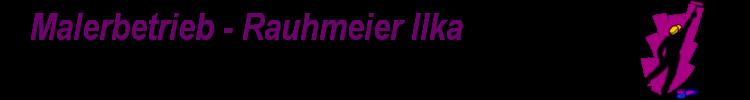 Malerbetrieb Rauhmeier Logo